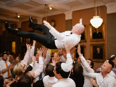Judiskt bröllop i Stockholm