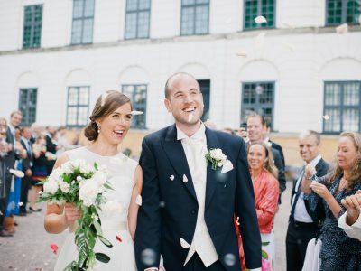 Destination wedding - ett bröllop i Stockholm