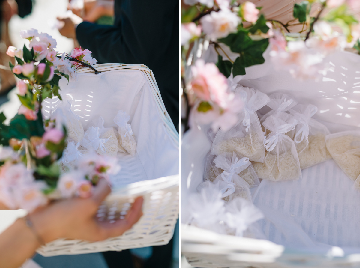 bröllop vigsel ris