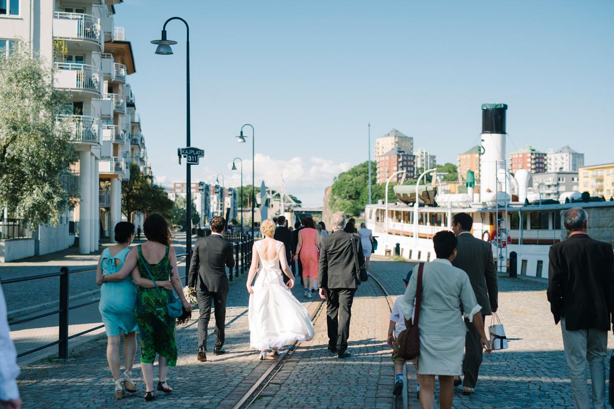 wedding hammarby sjöstad