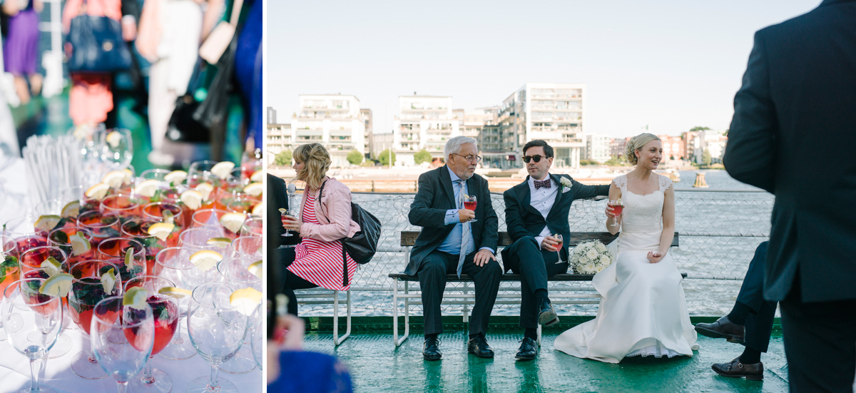 bröllop drink