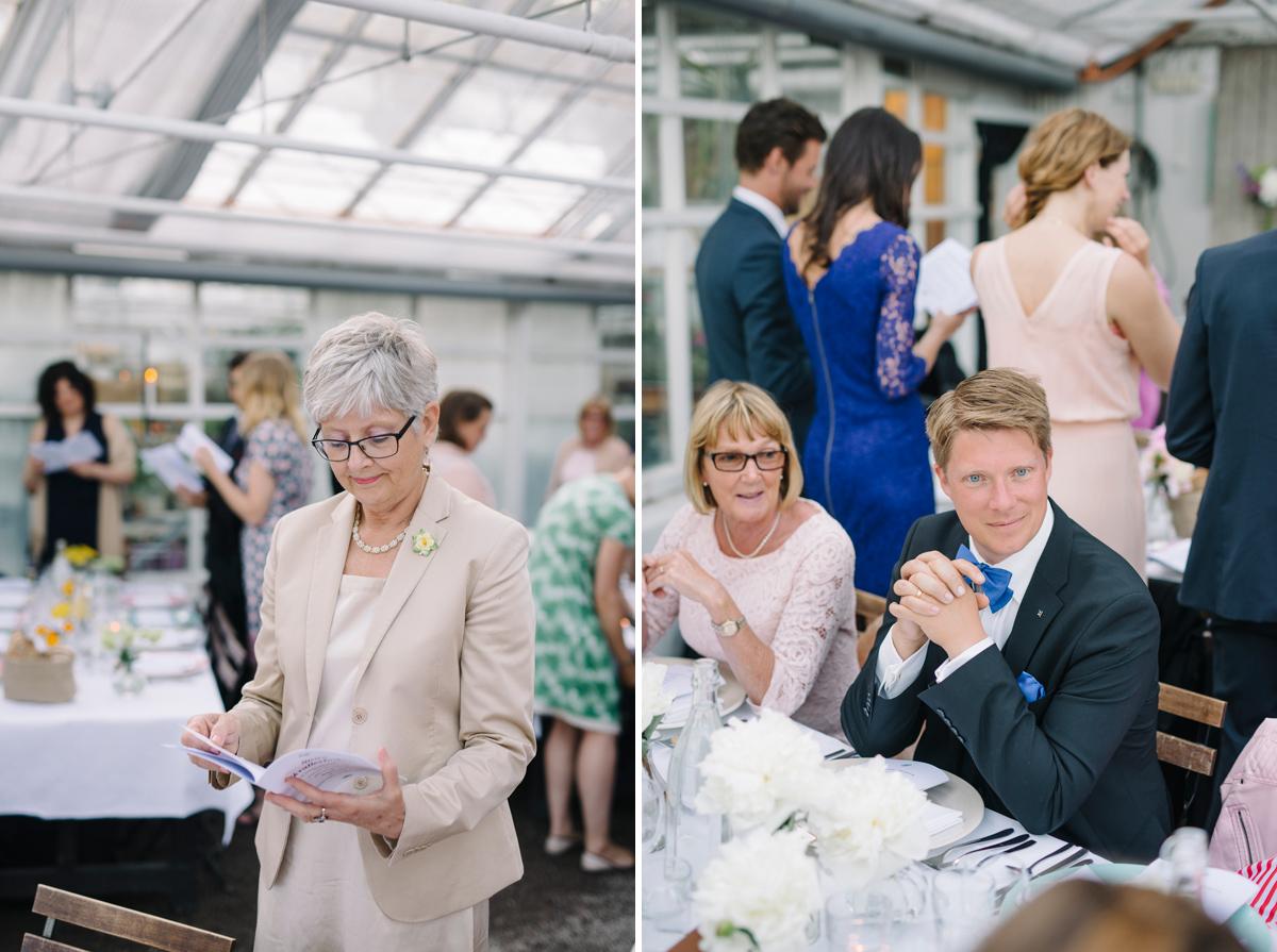 middag bröllop fotograf
