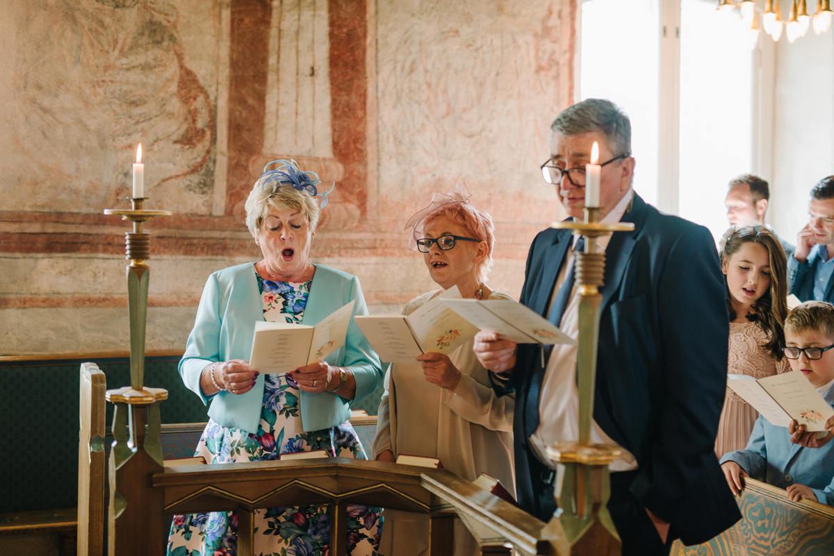 bröllop lidingö kyrka
