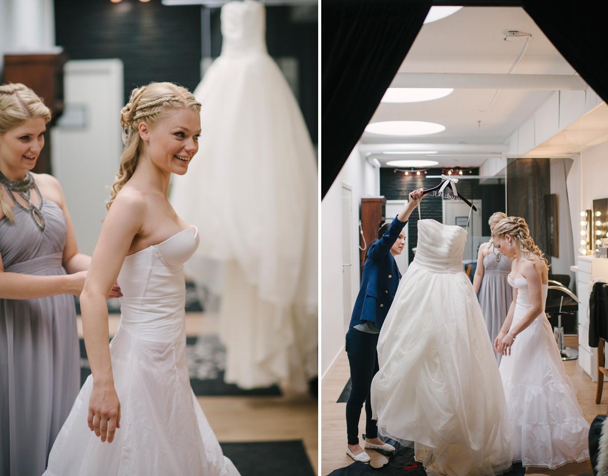 förberelser bröllop