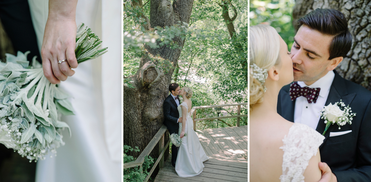 bröllopsfoto stockholm