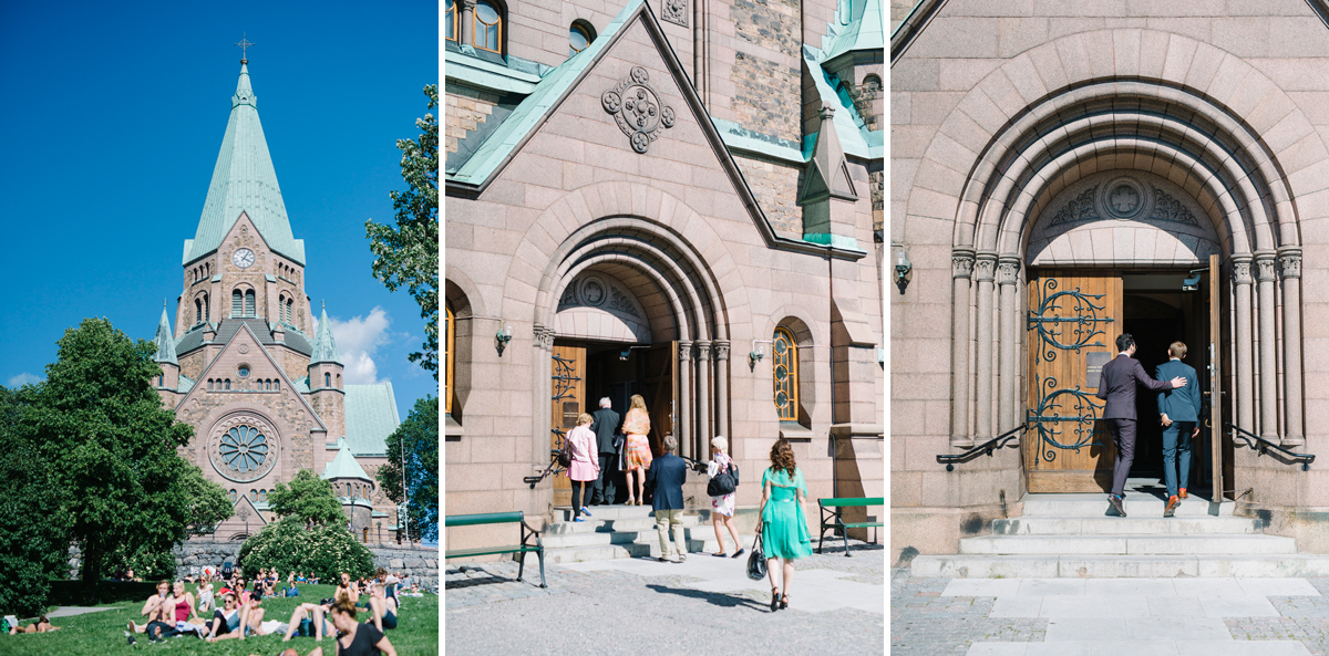 sofia kyrka bröllopsfotograf
