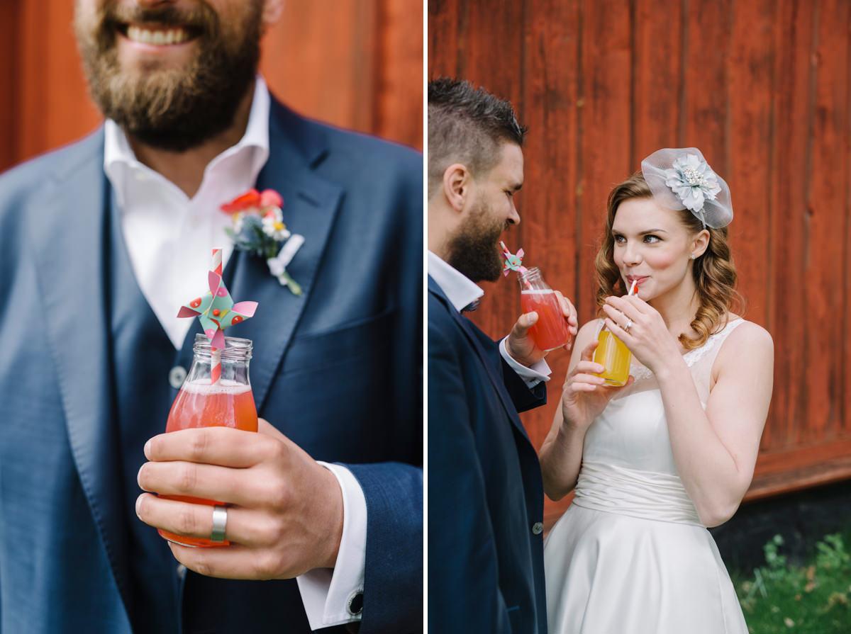 bröllop långängens gård