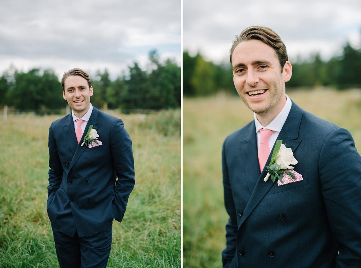 bröllop brudgum