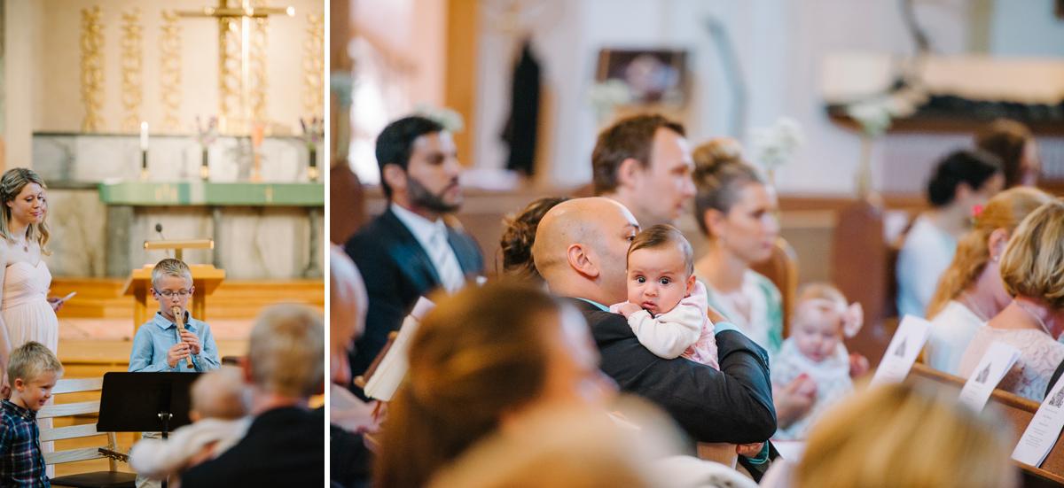 bröllop barn