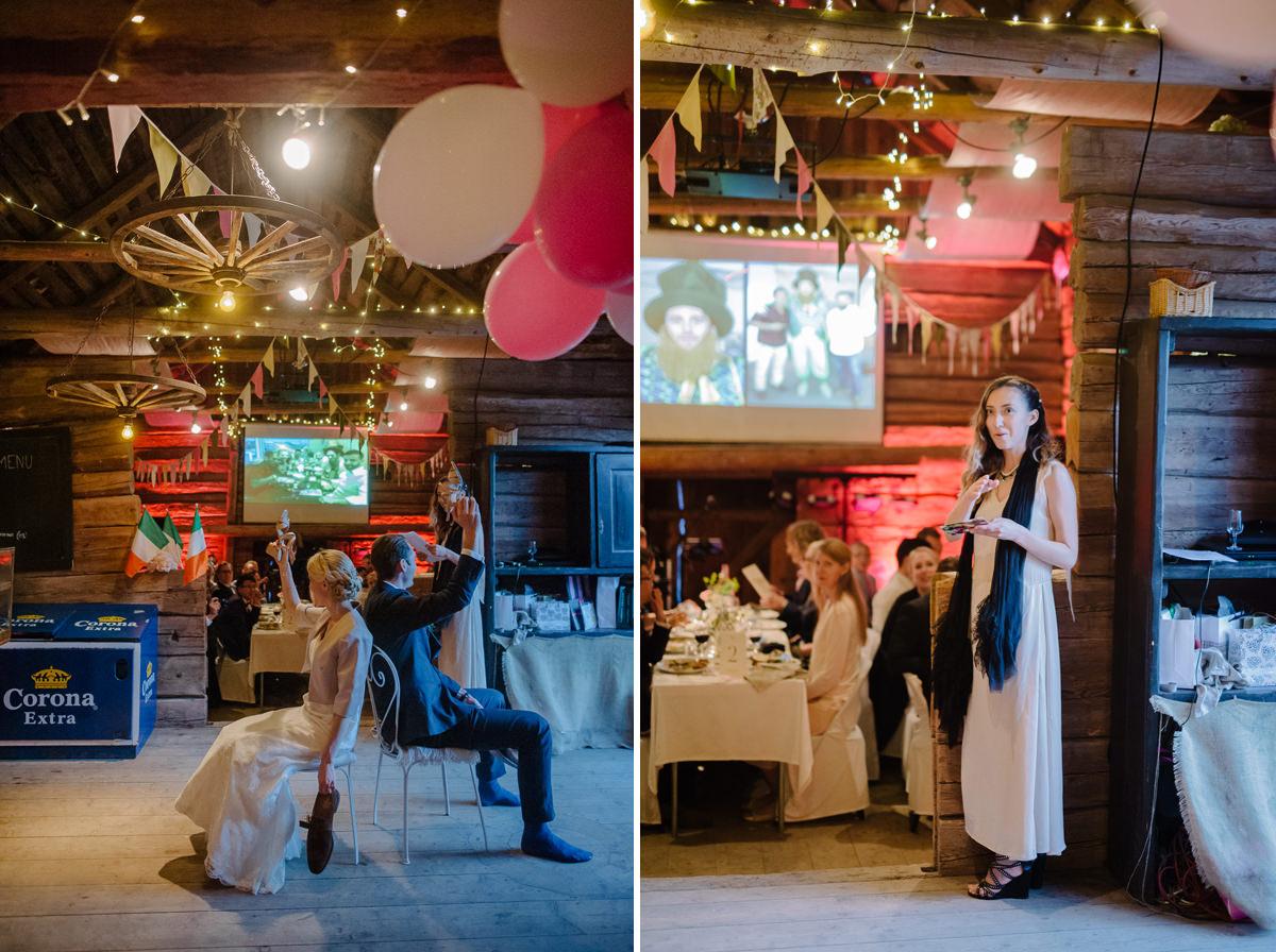 skoleken bröllop