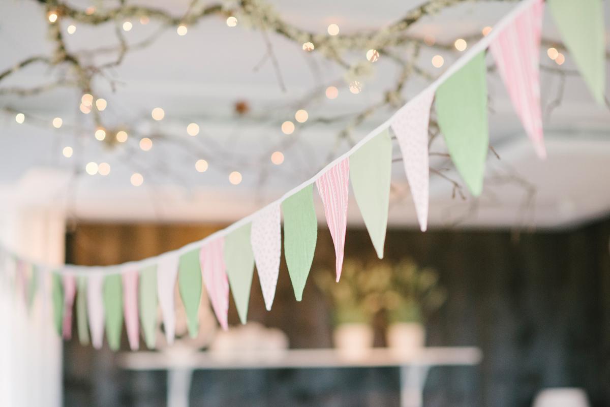 bröllop dekorationer