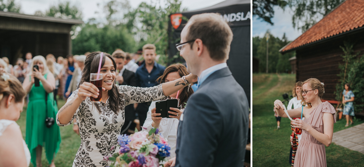 swedish wedding