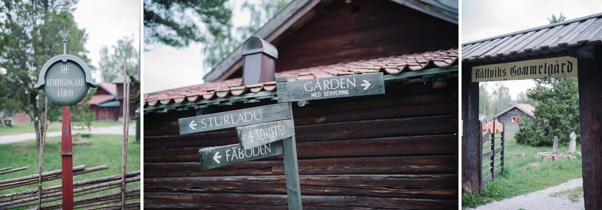 Rättviks gammelgård