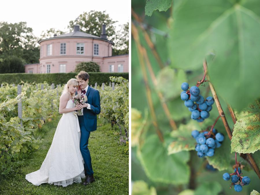 bröllopsfoto