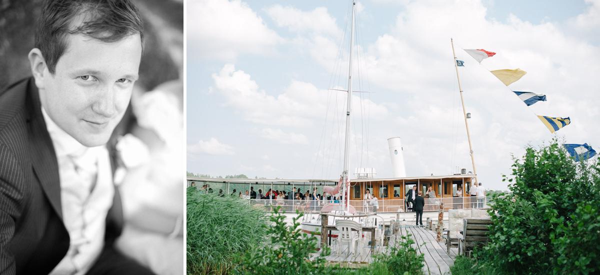 Riddersvik båt