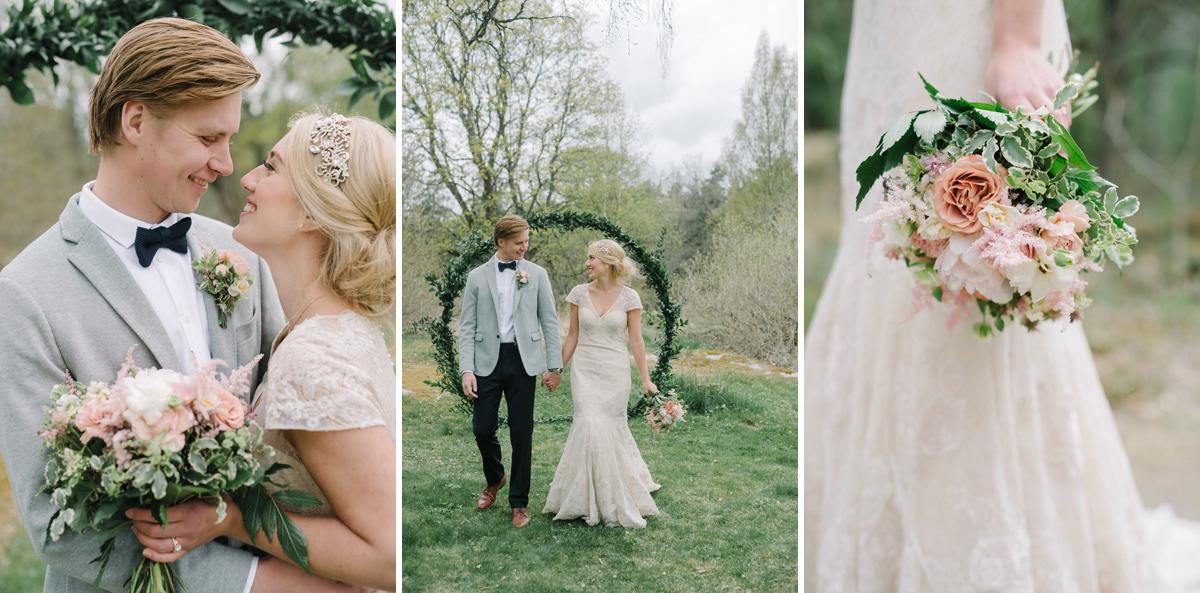 Lantligt Bröllop Stockholm ~ Lantligt bröllop med vintagestil Bröllopsfotograf Stockholm Wedding Photographer Karolina