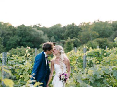 Trädgårdsbröllop på Rosendals trädgård