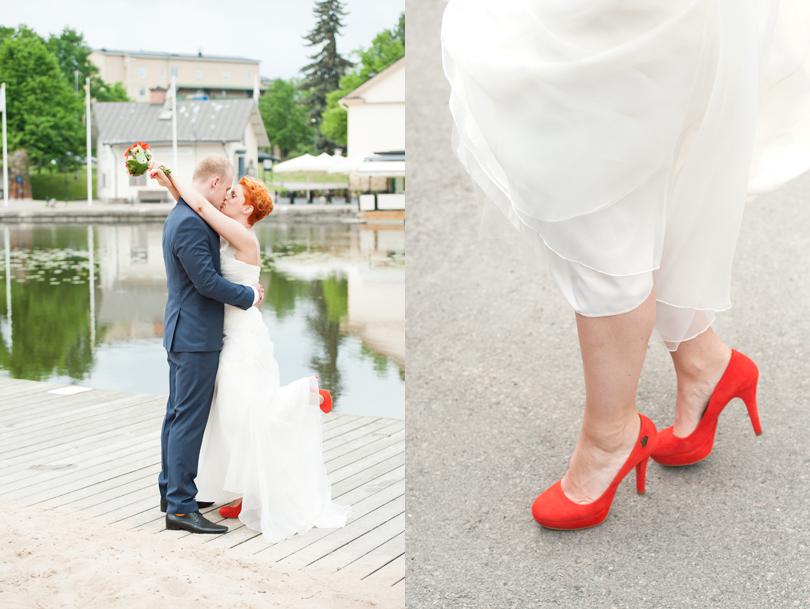 Bröllop i Linköping