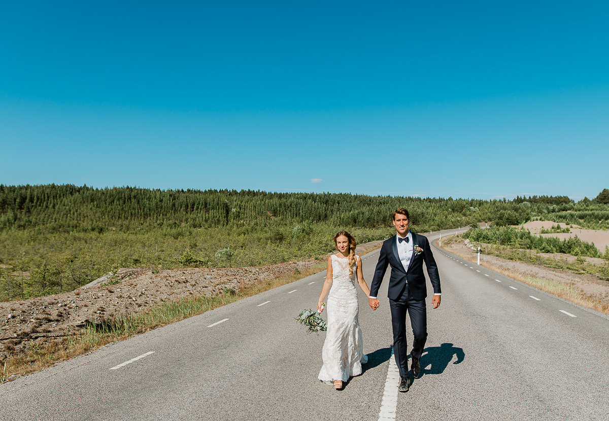 bröllopsfotograf dalarö