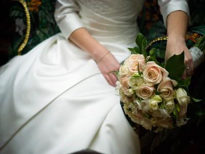 Ett svenskt/franskt sagobröllop