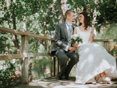 Bröllop i Sofia Kyrka