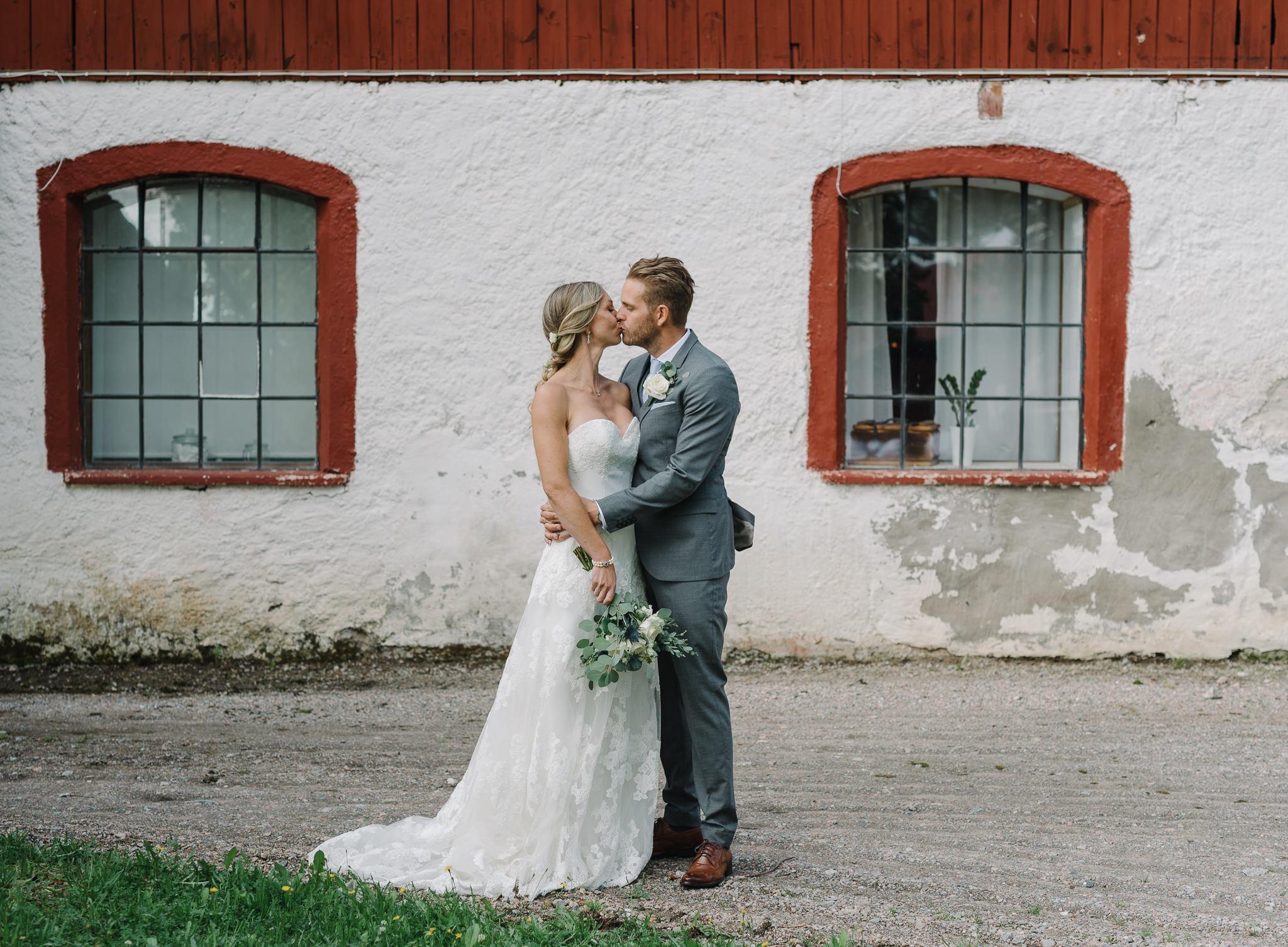 Bröllopsfotgraf Köping