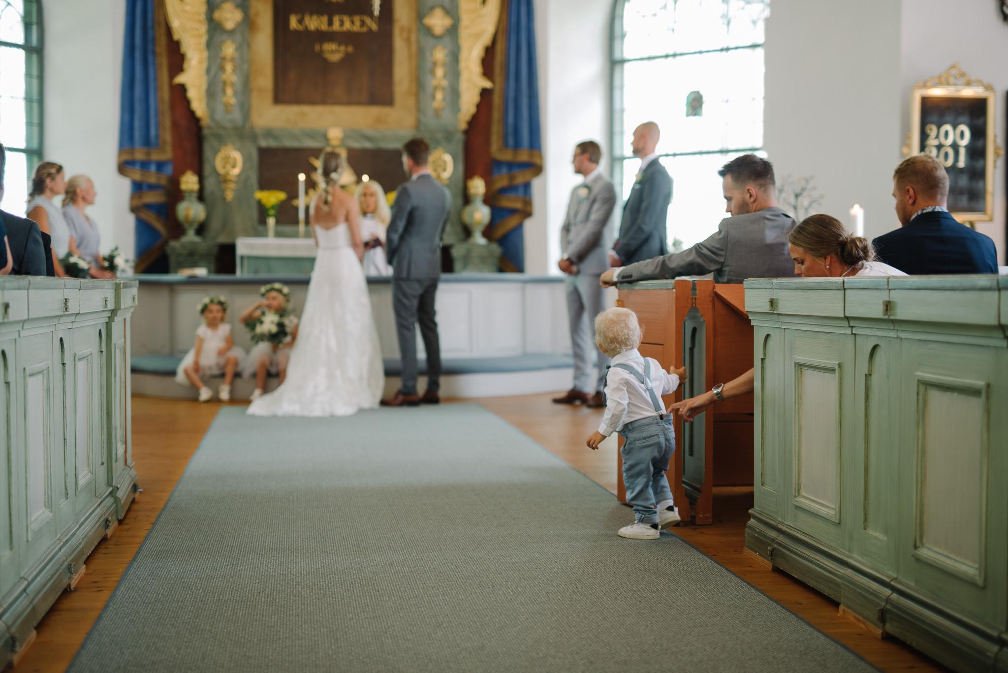 Bröllop i Köping