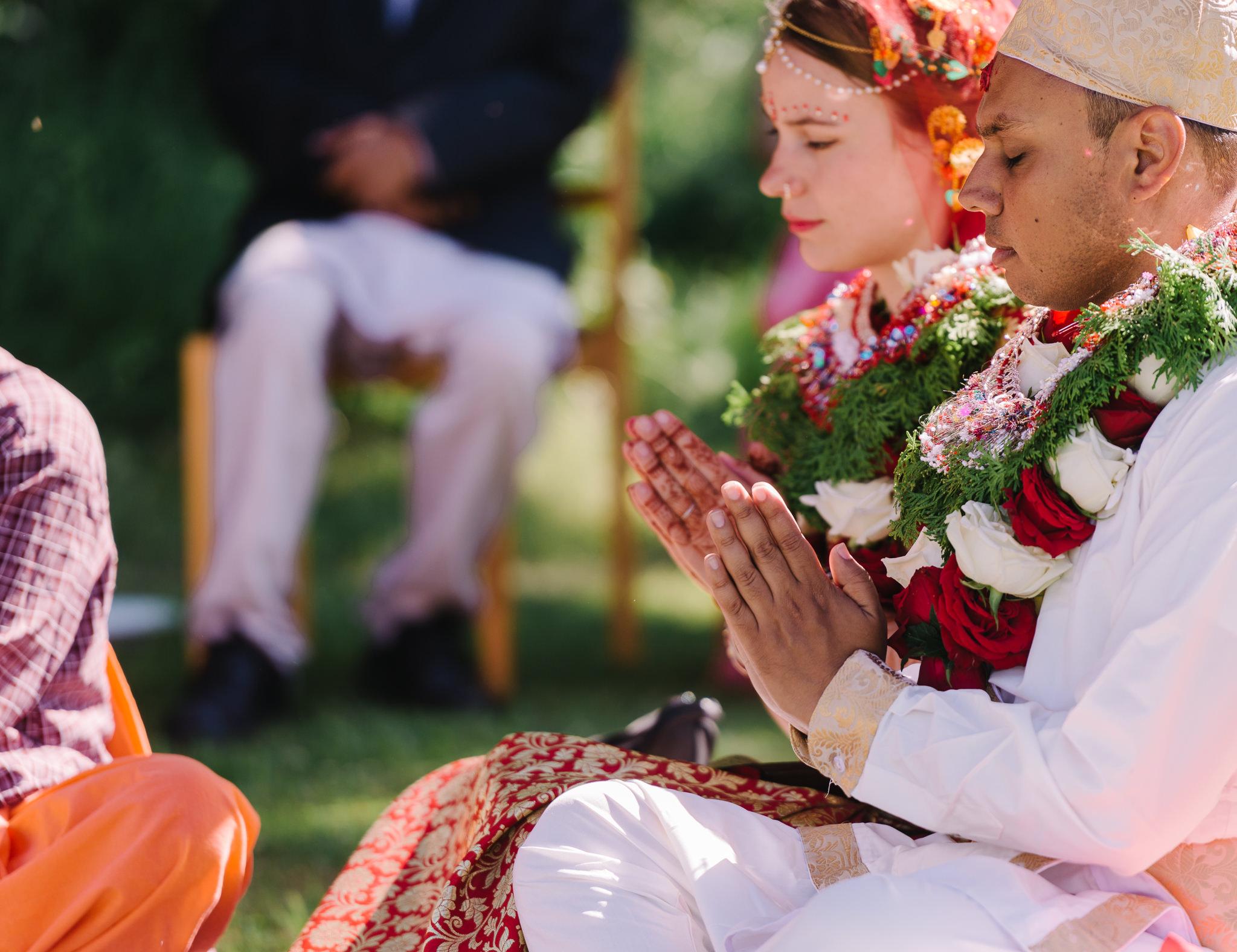 bröllopsbön