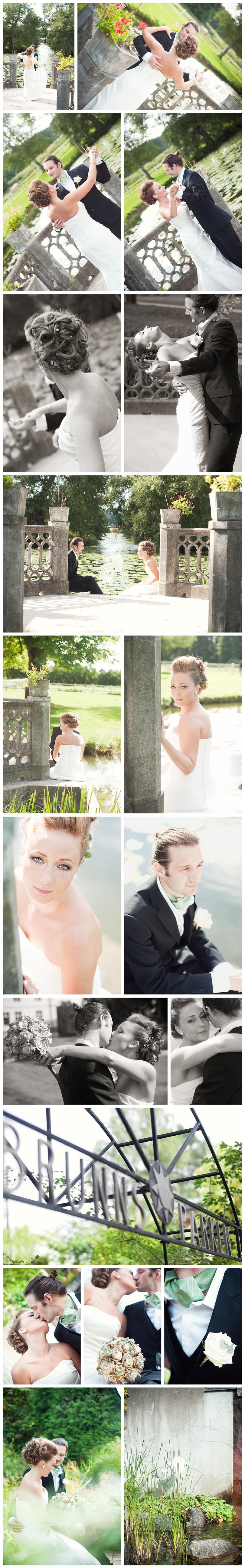 Bröllop i Hågelbyparken