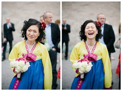 Koreanskt bröllop