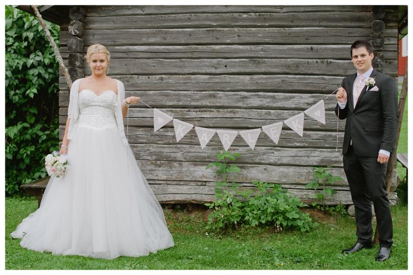 Bröllopsfotograf Rättvik